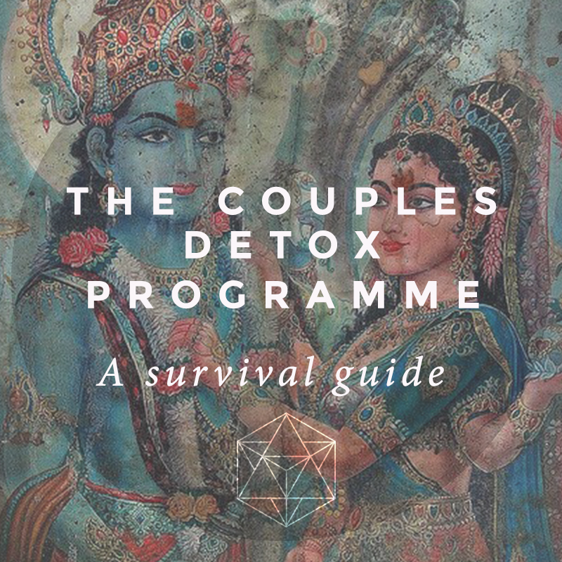 The Couples Detox: A survival guide