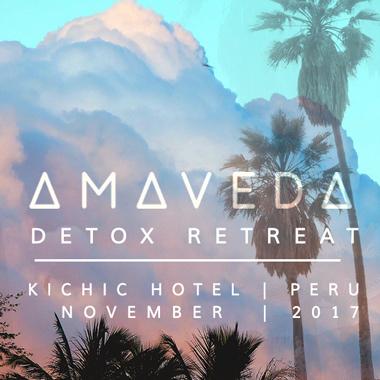 Amaveda Retreats Box