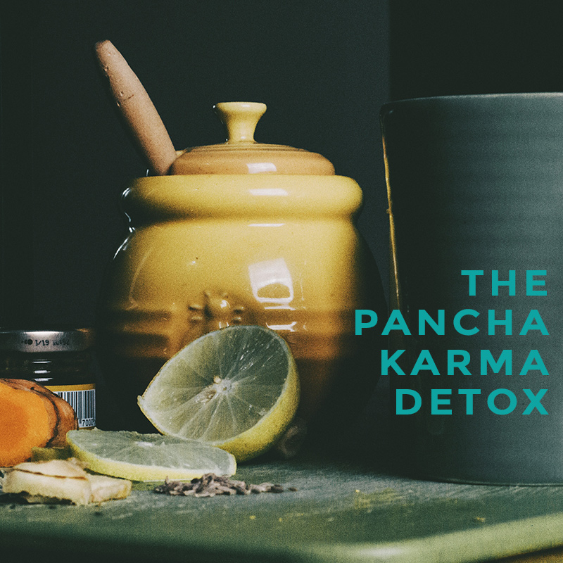 AYURVEDIC DETOX AT HOME